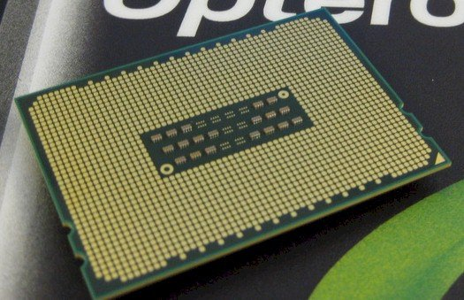 Opteron 6100 Package