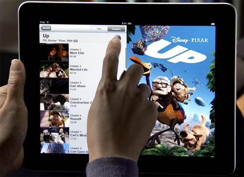 iPad Videos app