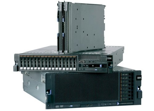 IBM eX5 Nehalem-EX Servers