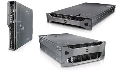Dell PowerEdge Nehalem EX Servers