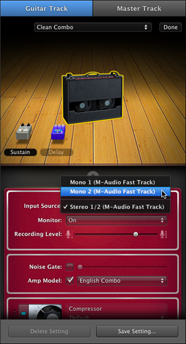 M-Audio Pro Tools Recor