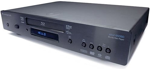 Cambridge Audio Azur650BD Blu-ray player
