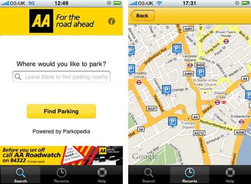 AA Parking