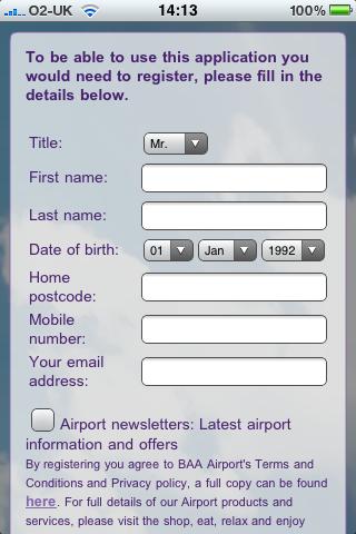 BAA Heathrow Airport Guide