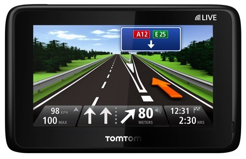 TomTom Go Live 1000