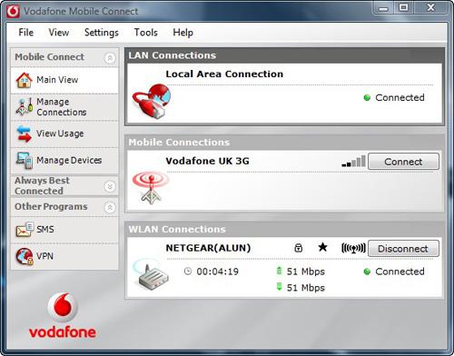 Mobile Broadband Comparison