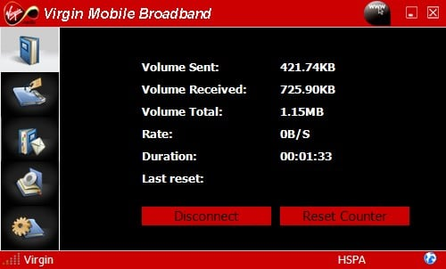 Mobile Broadband Comparison