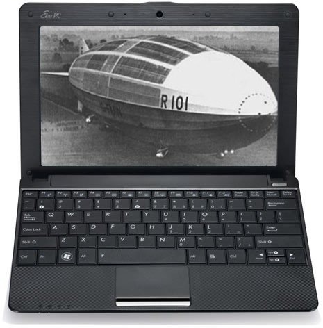 Asus Eee PC R101