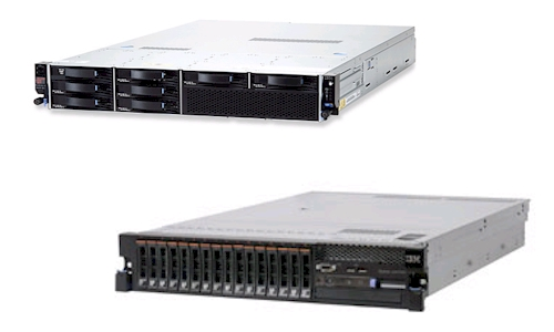 IBM System x Westmere Rack Servers