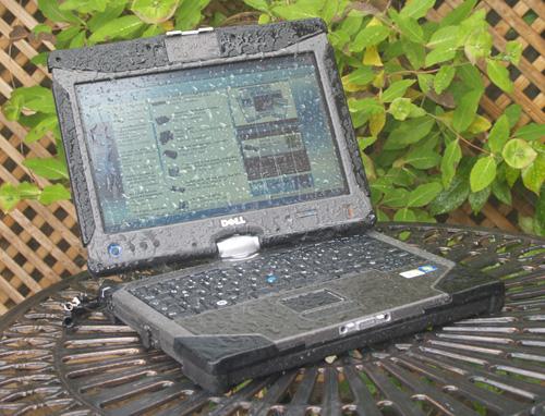 Dell XT2 XFR Rugged