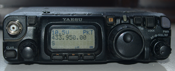 The radio transceiver