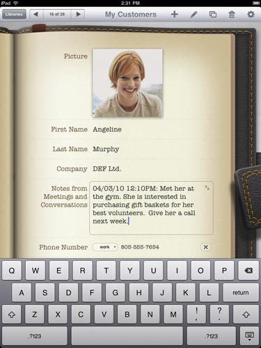 iPad Apps - Bento