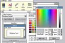 Windows 3.0 Color Control Panel