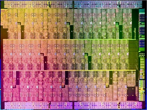 Intel's Aubrey Isle Co-processor Chip