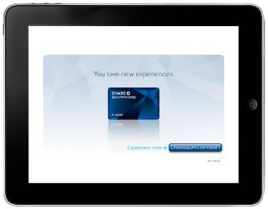 iPad Advertisment