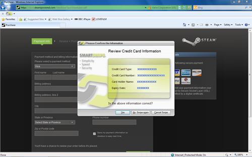 NetSecure SmartSwipe