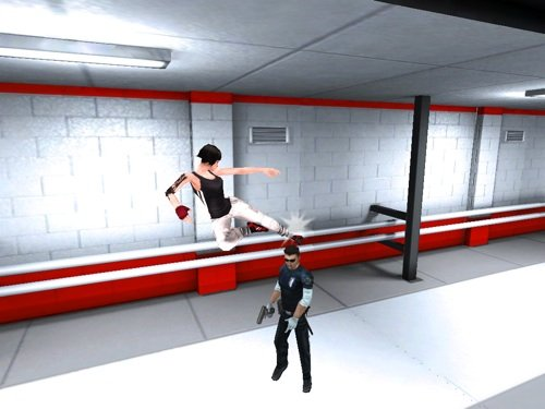 Mirror's Edge For iP