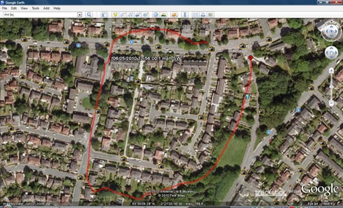 Trackstick Mini GPS Tracker