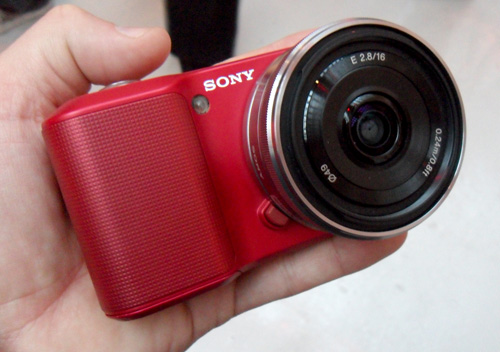 Sony NEX