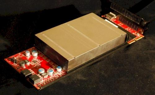 AMD's FireStream 9370 Embedded GPU