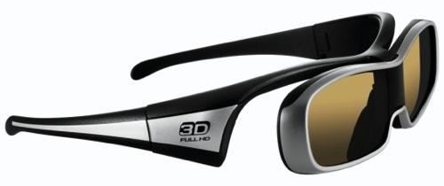 Panasonic 3D specs