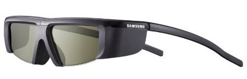 Samsung 3D specs