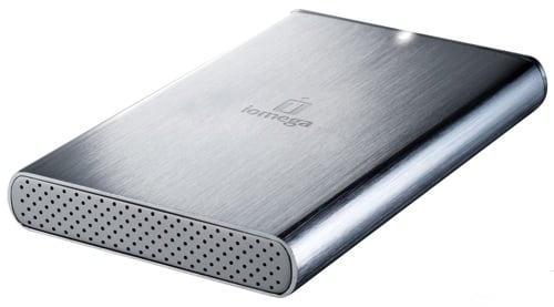 Iomega Prestige Portable 1TB