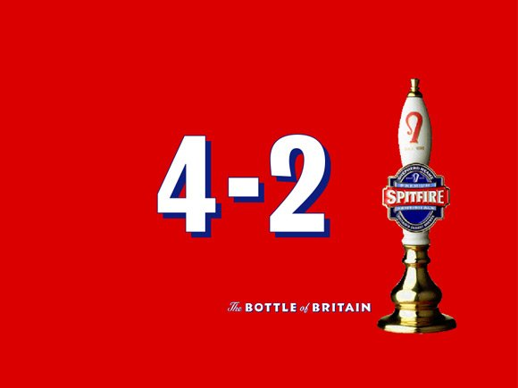 The original ad: 4:2 - The Bottle of Britain
