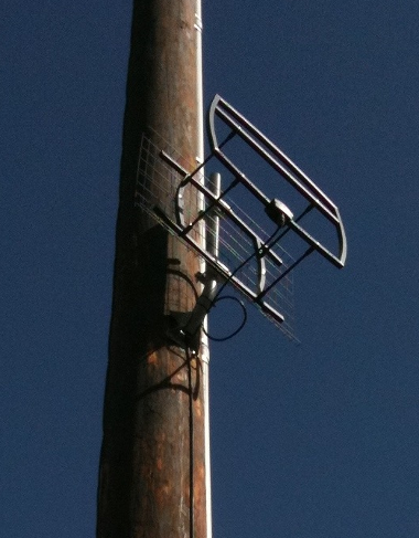 White Space Antenna