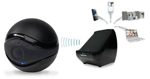 Medion Life Waterproof Speaker E6901