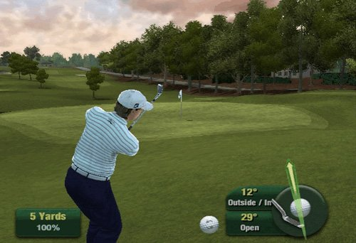 Tiger Woods 2011