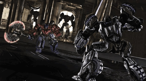 Transformers: War for Cybertr