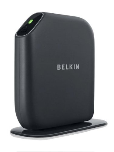 Belkin Play Max Wireless Modem Router