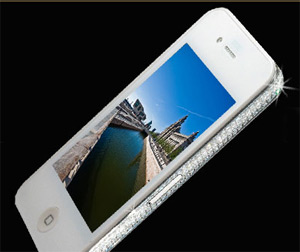 The iPhone 4 Diamond Edition
