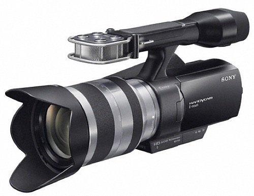 Sony Handycam NEX-VG10E