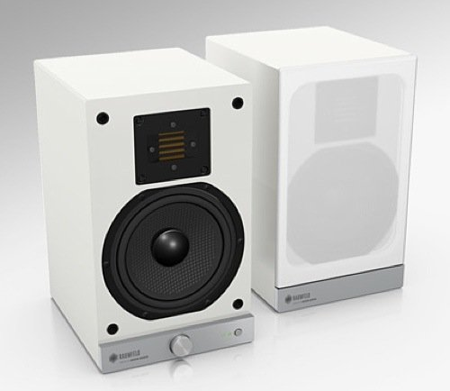 Raumfeld wireless music system