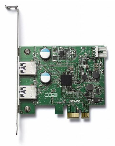 Buffalo USB 3.0 Card