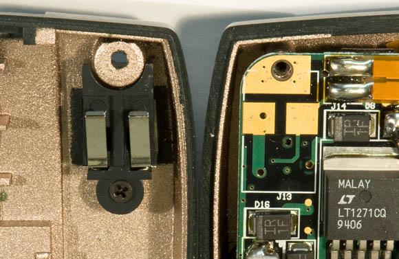 Newton MessagePad 120 - recharger pads