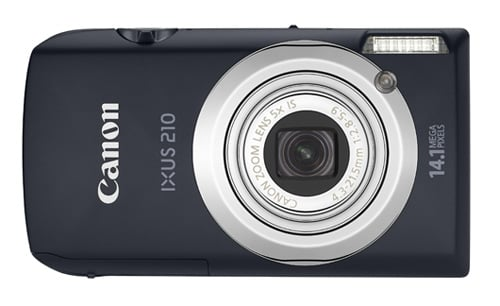 Canon Ixus 210