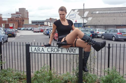 Lara Croft Way