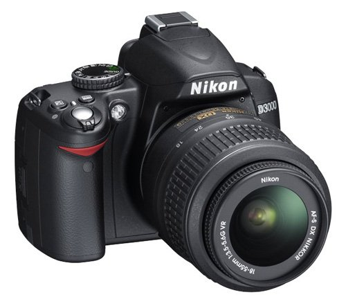 Nikon D3000