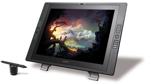 Wacom Cintiq Drawings Drawing Board Wacom's Cintiq