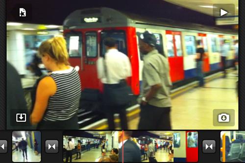Apple iMovie for iPhone 4
