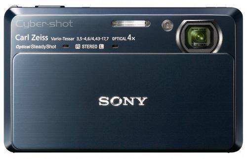 Sony camera touch screen cybershot