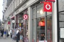 Vodafone on Piccadilly