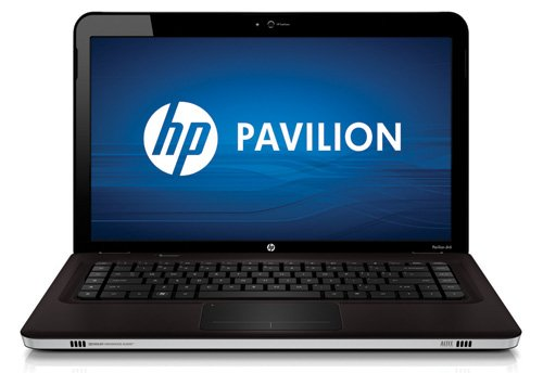 HP Pavilion dv6