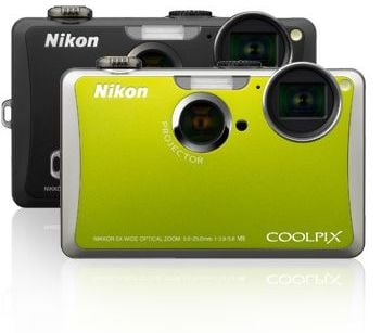Nikon Coolpix S1100pj