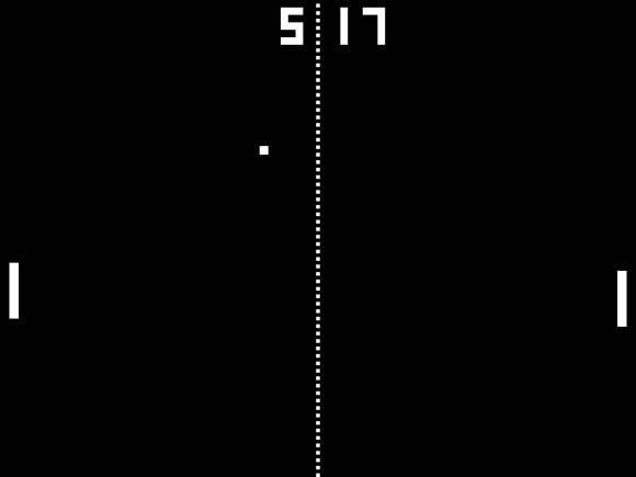 Pong Clock