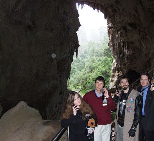 The Jenolan Caves: Klingon Tours