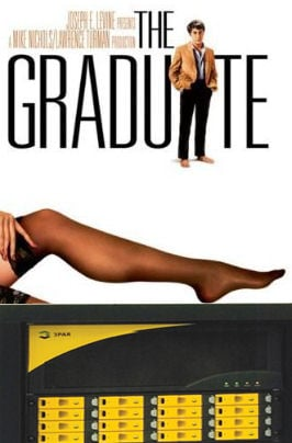 Graduate poster plus 3PAR array